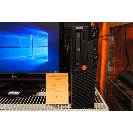 HP Thinkcenter M-serie i5 3.30 Ghz - 4GB - 500GB - W10