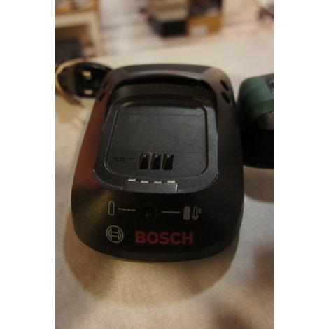 Bosch psr 18 li-2 18v accu boormachine inclusief oplader + accu