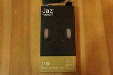 Jaz Free Bluetooth Touch In-Ear Koptelefoon met Oplaadcase Nieuw!
