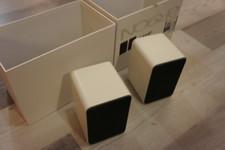 Argon Argon C1 Speakers in doos in nette staat ( Paar )