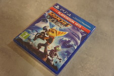Ratchet & Clank Playstation 4 game nieuw in seal