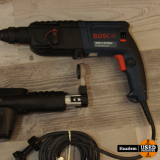 Bosch GBH 2-23 REA Professional boormachine Inclusief filter