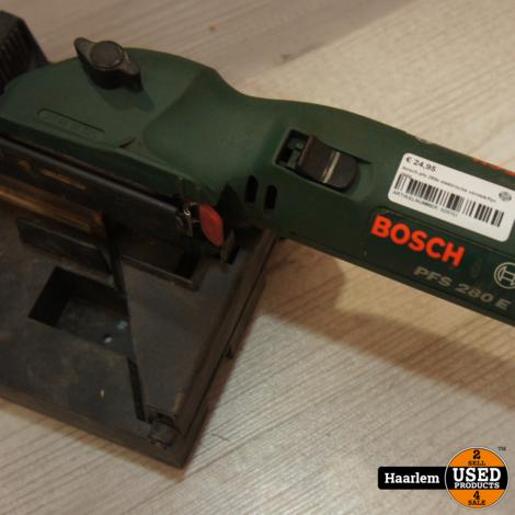 Bosch pfs 280e elektrische verstek/fijn zaag
