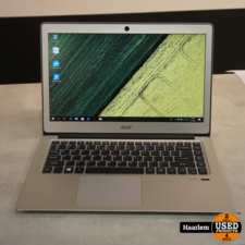 ACER Acer Swift SF314-51 I5 - 256 GB SSD - 4GB Ram - Windows 10 incl oplader