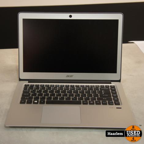 Acer Swift SF314-51 I5 - 256 GB SSD - 4GB Ram - Windows 10 incl oplader