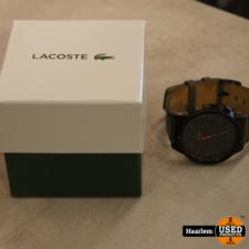 Lacoste LaCoste 2010991 horloge in doos met aankoopbon van 07/2019!