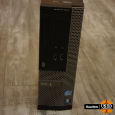Dell Optiplex 3010 i3-3240 @ 3.40Ghz - 4Gb - 250Gb - W10