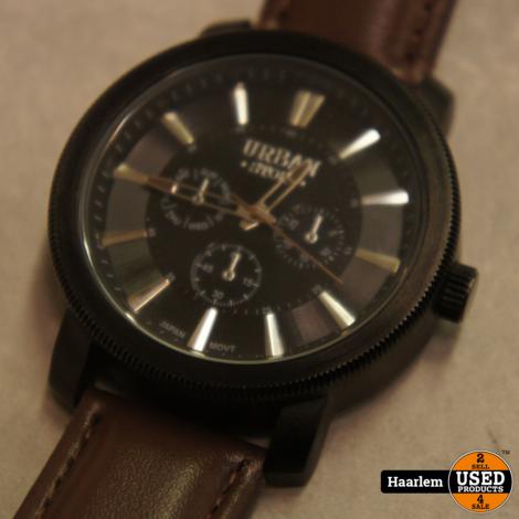 Urban story us1724 horloge in zeer nette staat