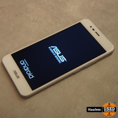 Asus Zenfone 3 Max 32gb - 3gb ram - Android 7 Smartphone in nette staat