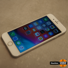 apple Apple iPhone 6S 16gb Silver in zeer nette staat met nieuwe accu!