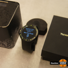 Ticwatch Ticwatch S Smartwatch in doosje met oplader in nette staat
