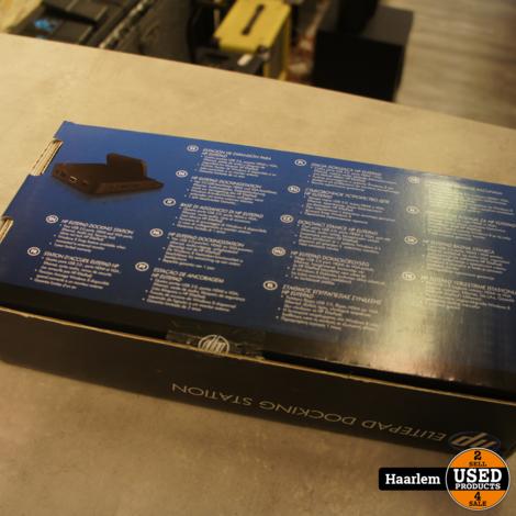 HP Elitepad Docking Station nieuw in doos