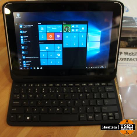 HP Elitepad 900G1 Wifi & 3G met toetsenboord , nieuwe accu