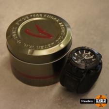g-shock Casio G-Shock GWR-B1000-1A1ER horloge in nette staat in doos