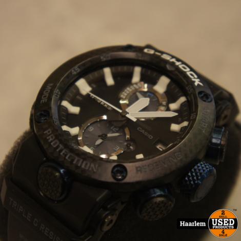Casio G-Shock GWR-B1000-1A1ER horloge in nette staat in doos