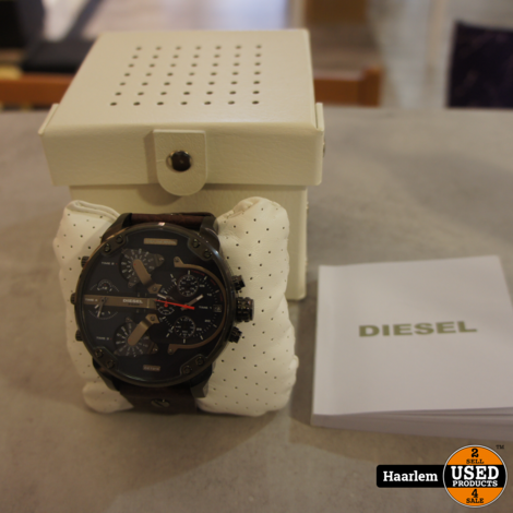 Diesel DZ7314 Mr Daddy 2.0 Nieuw/ongedragen
