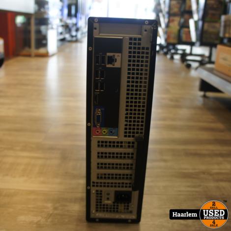 Dell 3010  i3 3.3GHz desktop -Win10- 4Gb - 500Gb
