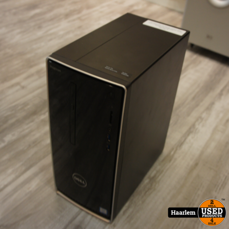 Dell Inspiron 3668 i3 desktop | i3-7100 - 3.90Ghz - 8Gb - 1TB