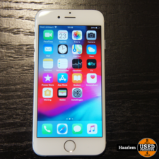 Apple Iphone 6 128Gb zilver/wit