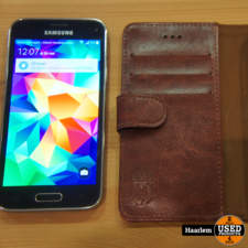Samsung s5 mini 16GB in nette staat exclusief oplader
