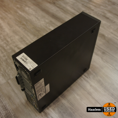 Fujitsu Esprimo P410 E85 Plus i3 desktop | 3.30Ghz - 8Gb - 128Gb SSD - W10