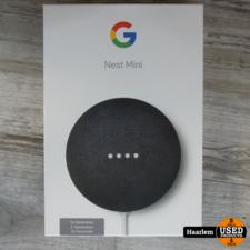 Google Google Nest Mini geseald nieuw in doos 2e generatie
