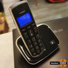 Fysic FX-6000 Draadloze seniorentelefoon Handsfree Verlicht Zwart Fysic FX-6000 Draadloze seniorentelefoon Handsfree Verlicht Zwart