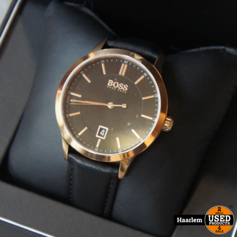HUGO BOSS OFFICER HB1513686 44 MM met garantie
