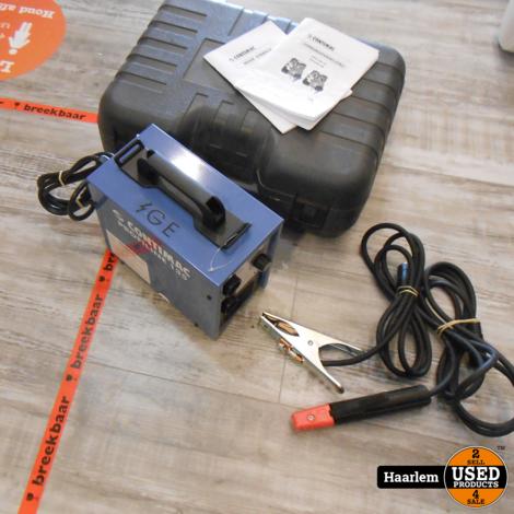 Contimac Profiline 135 lasapparaat als nieuw in doos