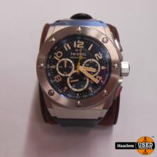 Tw steel TW680 Renault F1 team horloge in nette staat Tw steel TW680 Renault F1 team horloge in nette staat
