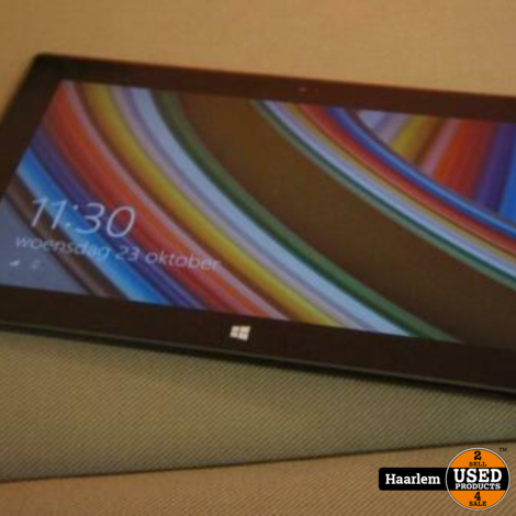 Windows surface RT tablet inclusief oplader - 32GB - 2GB