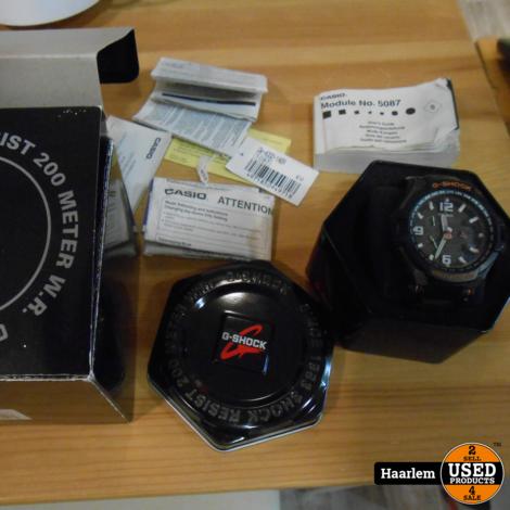 Casio G-Shock GW-4000 in doos