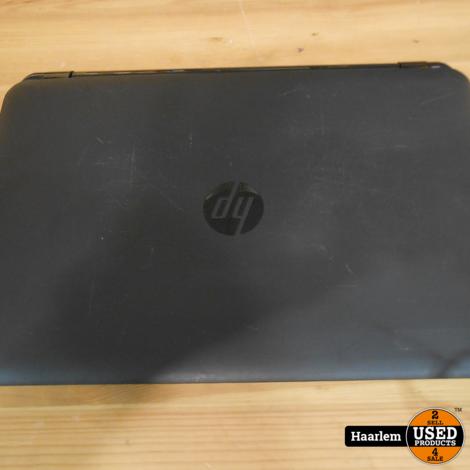 HP 250 i3 3th gen laptop | 2.40Ghz - 4Gb - 500Gb - W10