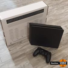 Playstation 4 slim Playstation 4 slim 500GB inclusief accessoires