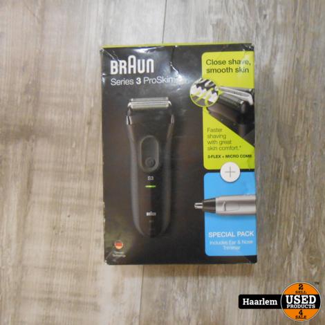 Braun series 3 ProSkin scheerapparaat Nieuw in doos!!