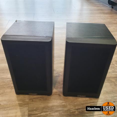 Mission 760I speakers zwart