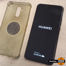 Huawei Mate 20 Lite in prima staat 64GB - exclusief oplader Huawei Mate 20 Lite in prima staat 64GB - exclusief oplader