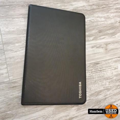 Toshiba Satellite pro laptop I3 - 4GB - 500GB - W10 inclusief oplader