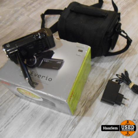 Jvc Everio GZ-HM30 HD videocamera