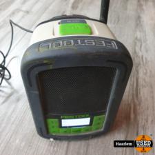 Festool BR10 radio inclusief voeding - Bluetooth - Aux - etc Festool BR10 radio inclusief voeding - Bluetooth - Aux - etc