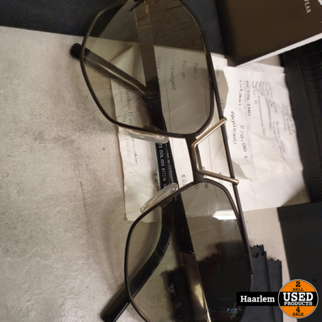 Cazal 9073 zonnebril in hoes inclusief bon van 19-05-2020