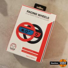 nintendo Racing wheels switch nieuw in doos