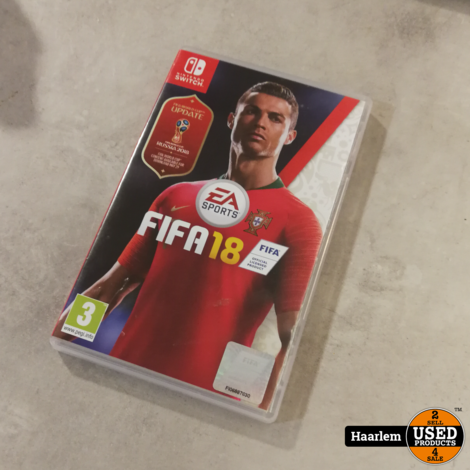 Fifa 18 switch game