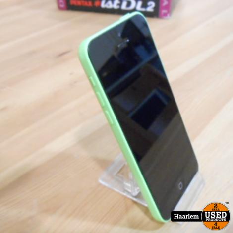 Apple Iphone 5c 16GB (Groen)