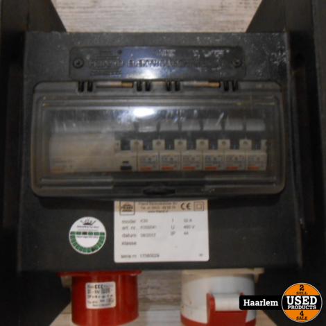 Friand® CEE Verdeler K30 32Ampere