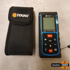 Ivana i-80 afstandsmeter in nette staat inclusief hoesje Ivana i-80 afstandsmeter in nette staat inclusief hoesje