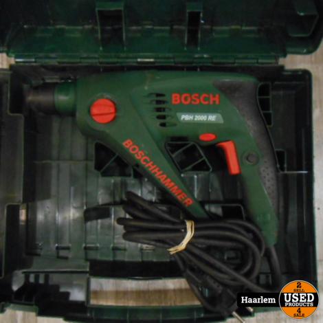 Bosch pbh 2000 re in koffer in nette staat
