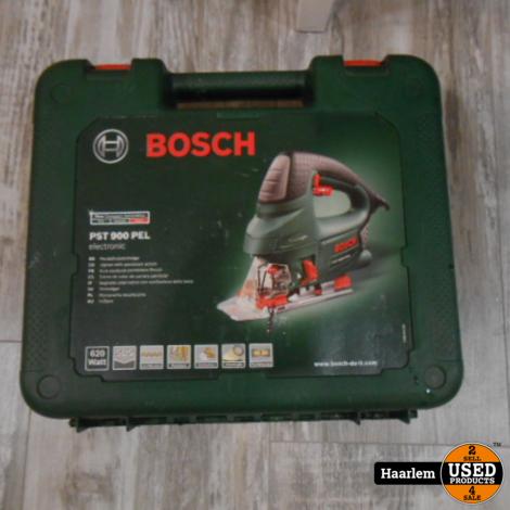 Bosch pst 900 pel decoupeerzaag in nette staat in koffer