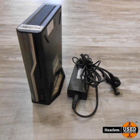 Acer Veriton L4610G i3 desktop   3.30Ghz - 4Gb - 500Gb - W10 - Wifi