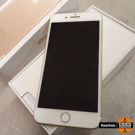 Apple Iphone 7 plus 128GB - nieuwe originele accu inclusief doos